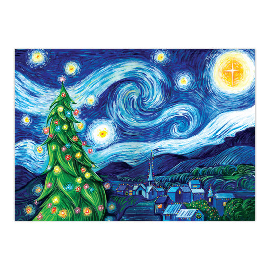 Silent Night, Starry Night