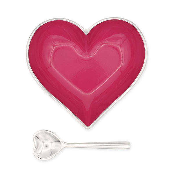 Happy Heart Candy Dishes