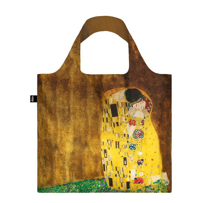 "Gustav Klimt ""The Kiss"" Tote Bag"