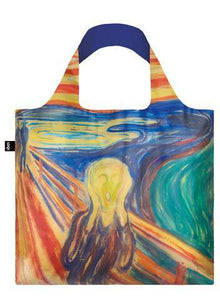 "Edvard Munch ""The Scream"" Painting Tote Bag"