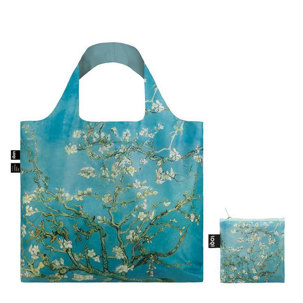 "Vincent van Gogh ""Almond Blossom"" Tote Bag and zip pouch"