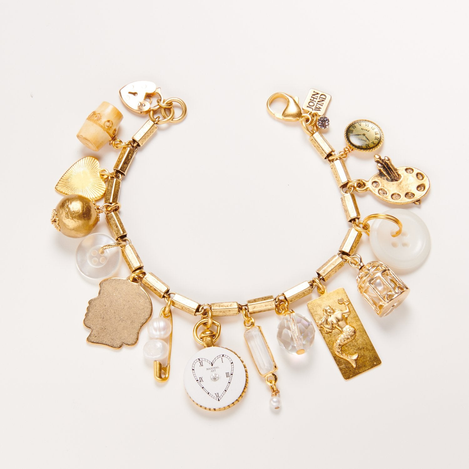 Happily Ever After Charm Bracelet