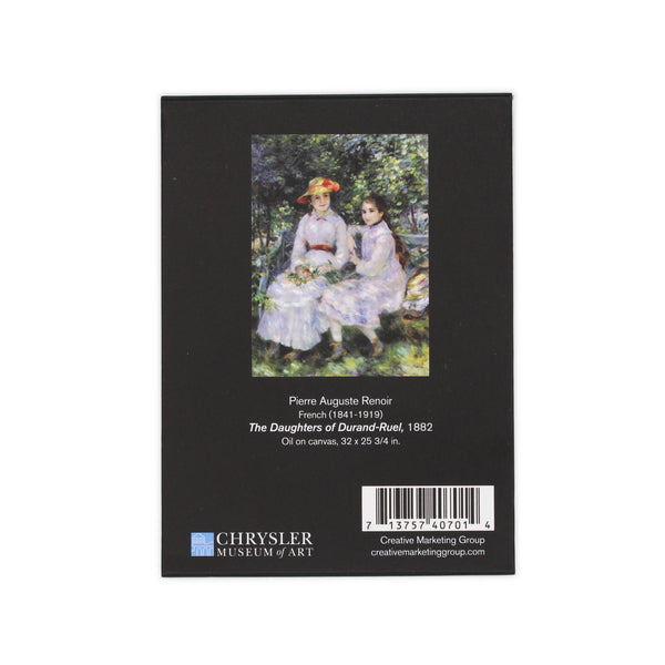 """The Daughters of Durand-Ruel"" Mini Notepad"