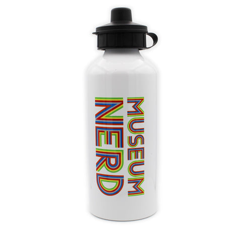 Museum Nerd Water Bottle