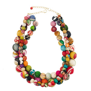 Kantha Calypso Necklace