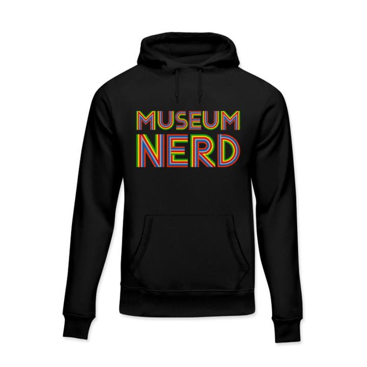 Museum Nerd Hooded Sweatshirt