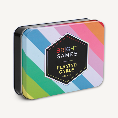 Bright Games Playing Cards 2 Deck Set
