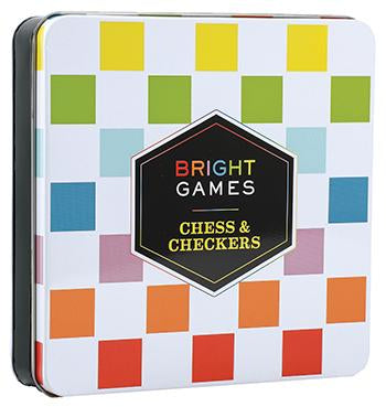 Bright Games Chess & Checkers Set