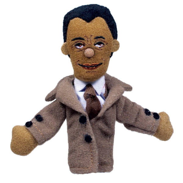 James Baldwin Magnetic Finger Puppet