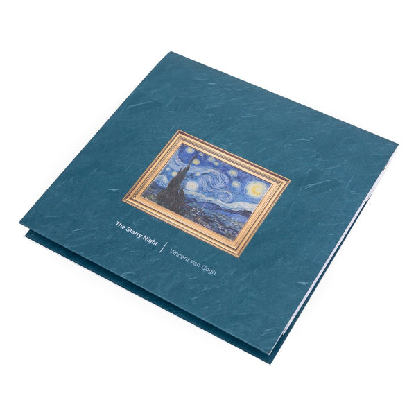 "Vincent van Gogh ""Starry Night"" Pop-Up Greeting Card"