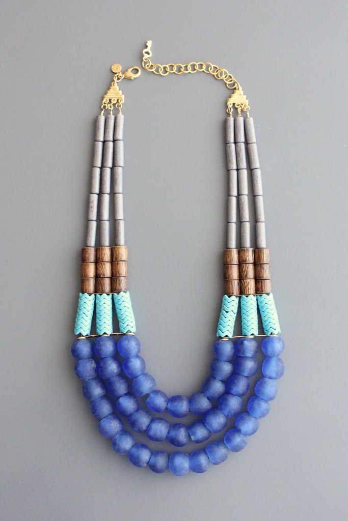 3-Strand Statement Necklace