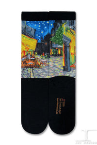 "van Gogh ""Café Terrace at Night"" Socks"