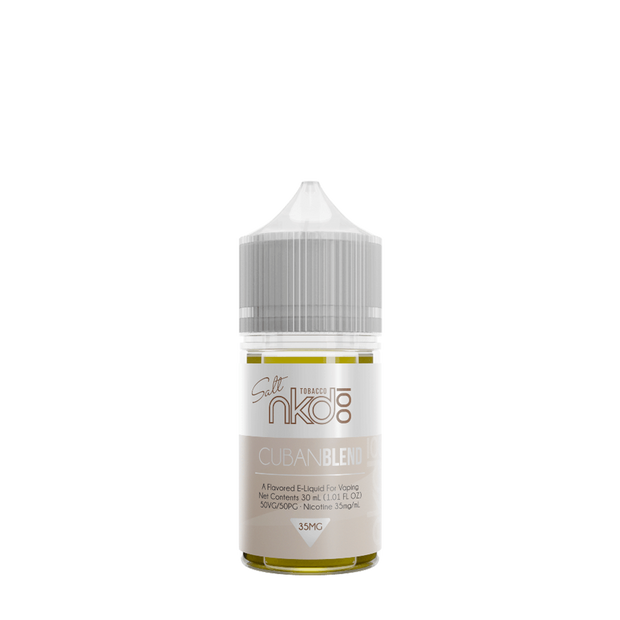 Naked 100 Salt Cuban Blend 30ml - ԷՆԴՍ