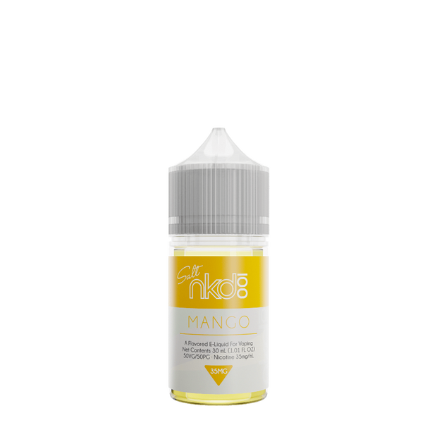 Naked 100 Salt Mango 30ml - ԷՆԴՍ