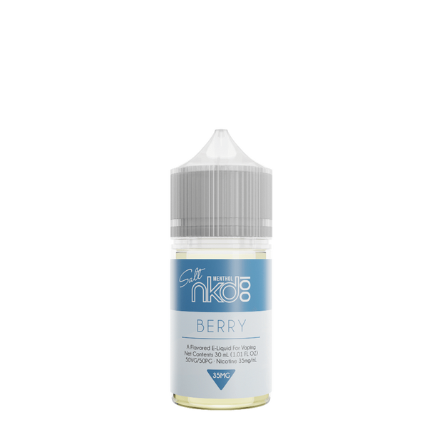Naked 100 Salt Menthol Berry 30ml - ԷՆԴՍ