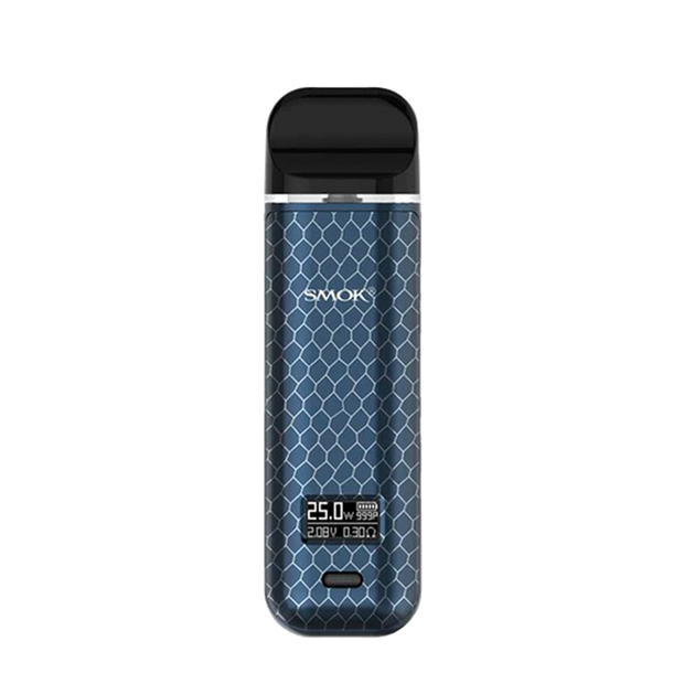 SMOK Novo X Pod Kit Blue Cobra - ԷՆԴՍ