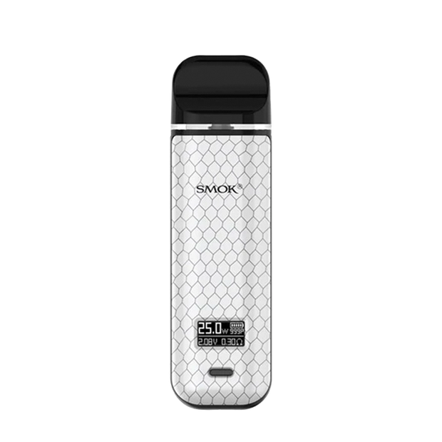 SMOK Novo X Pod Kit White Cobra - ԷՆԴՍ