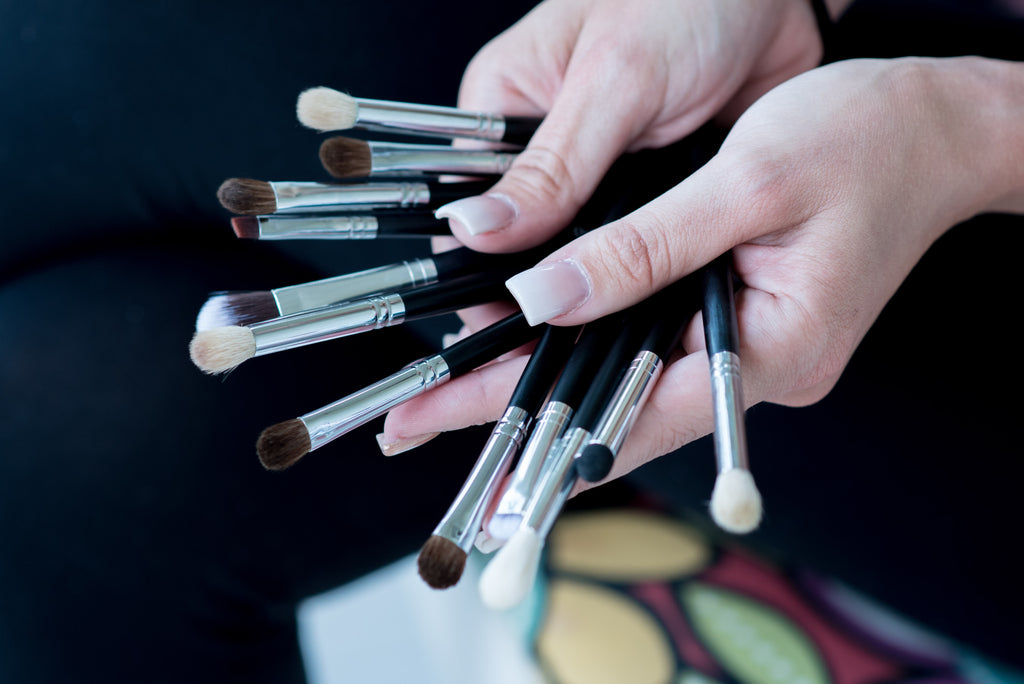 Makeup Brushes: Not Just for Makeup