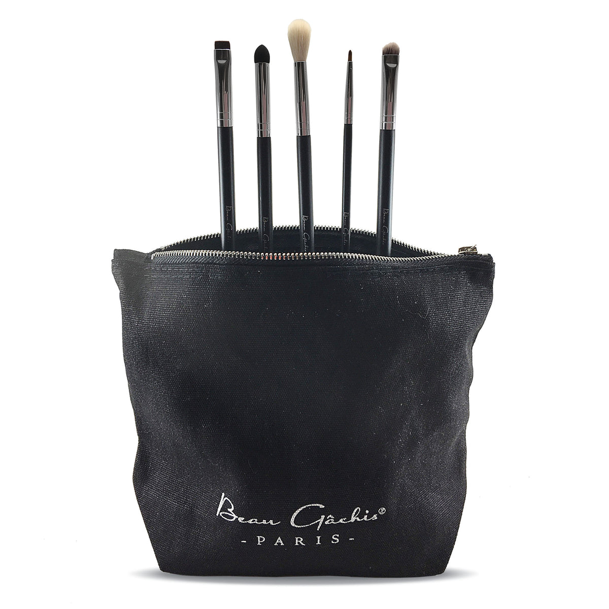 Best Eyeshadow Makeup Brushes Set | Beau Gachis Cosmetics | Beau Gâchis® Cosmetics