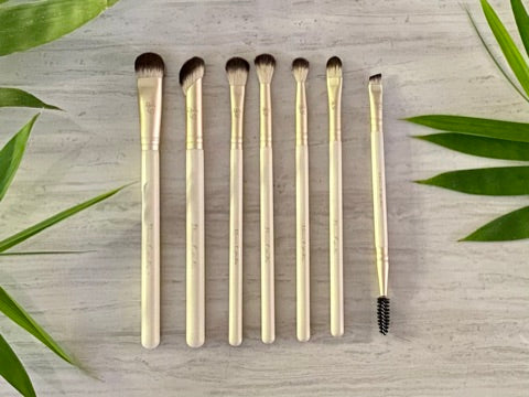 Beau Gachis Complete Bamboo Brush Set
