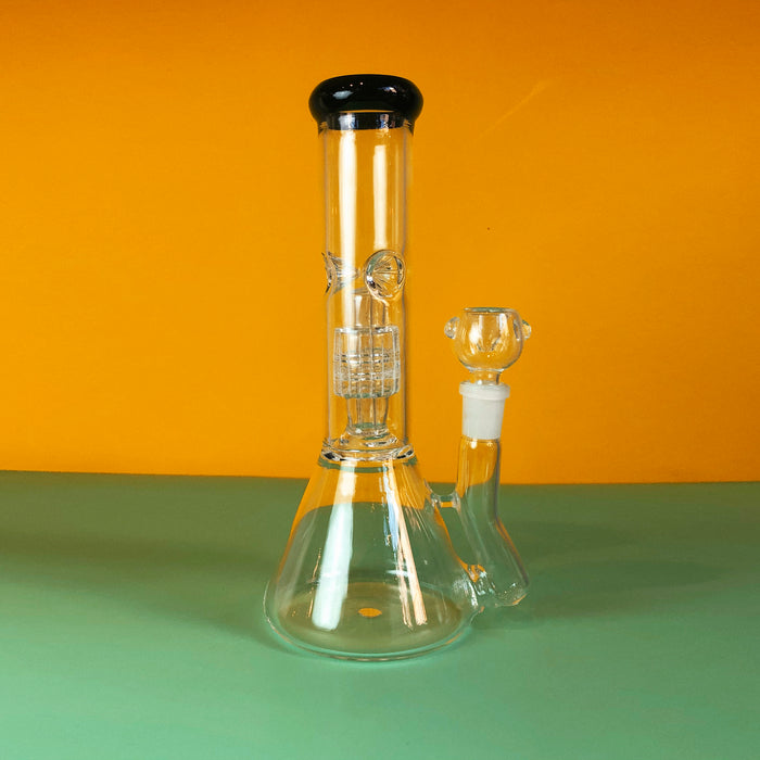 Small Matrix Perc Water Pipe (Multiple Colors)