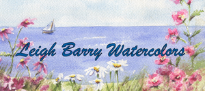 Leigh Barry Watercolors