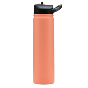 SIC 27oz water bottle- Matte Coral