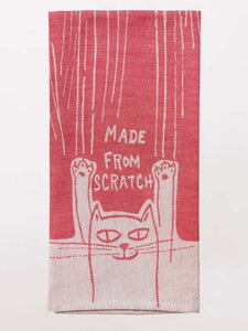 Blue Q- Dish Towel | Made from scratch - Palencia's Market Street Boutique