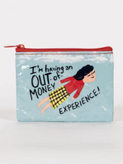 Blue Q Coin Purse - Palencia's Market Street Boutique