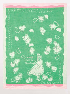 Blue Q- Dish Towel | What Was I thinking... - Palencia's Market Street Boutique