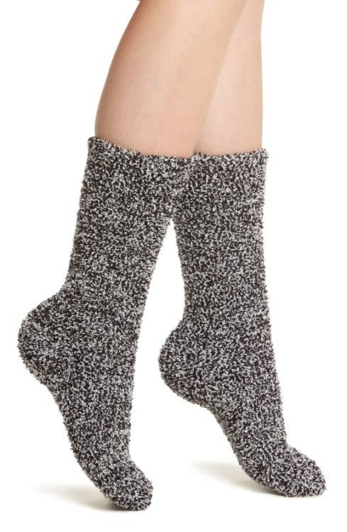 Cozychic Women's Heathered Socks - Palencia's Market Street Boutique