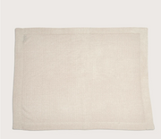 Cozy Chic UltraLite Pointelle Baby Blanket-Shell
