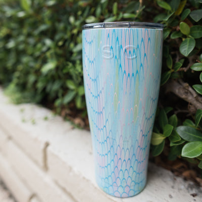 SIC Tumbler 30oz - Mermaid Scales - Palencia's Market Street Boutique