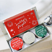 Spongelle Merry and Bright Set - Palencia's Market Street Boutique
