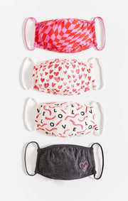 Reusable Face Masks (4 Pack)