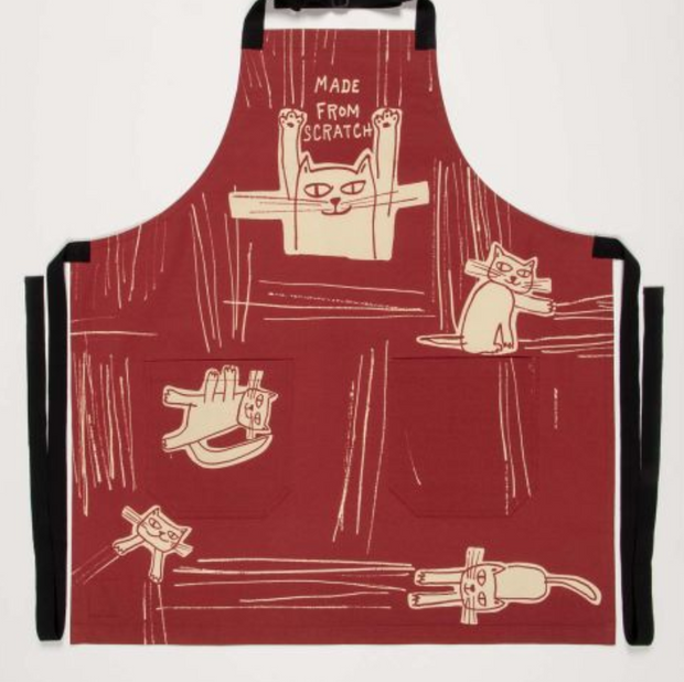 """Made From Scratch"" Apron - Palencia's Market Street Boutique"