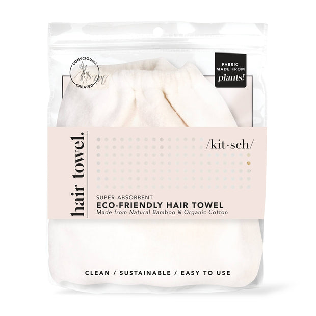 KITSCH - Eco - Friendly Microfiber Hair Towel
