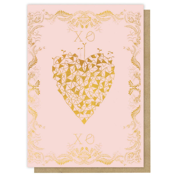 PAPAYA - Greeting Card - Sweet Heart
