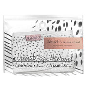 KITSCH | Microfiber Spa Headband - Micro Dot