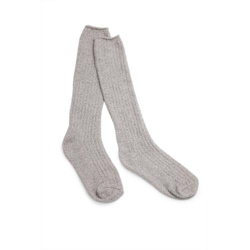 Cozychic Women's Ribbed Heathered Socks - Palencia's Market Street Boutique