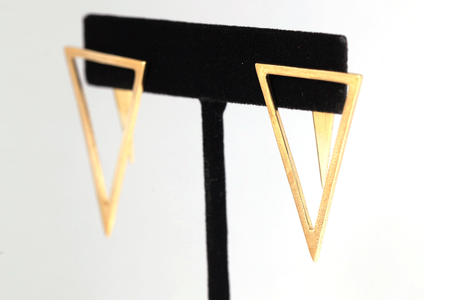 Triangle Earring Jackets