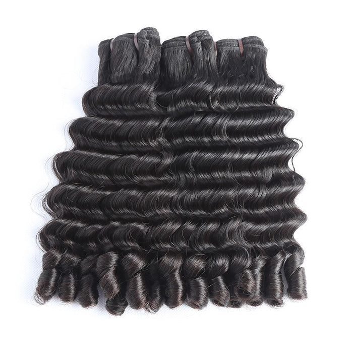 Top Grade Double Drawn 100% Virgin Hair Fumi Deep Fumi Hair