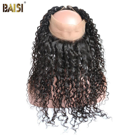 BAISI 8A 100% Virgin Hair Deep Wave 360 Band - Baisi Hair