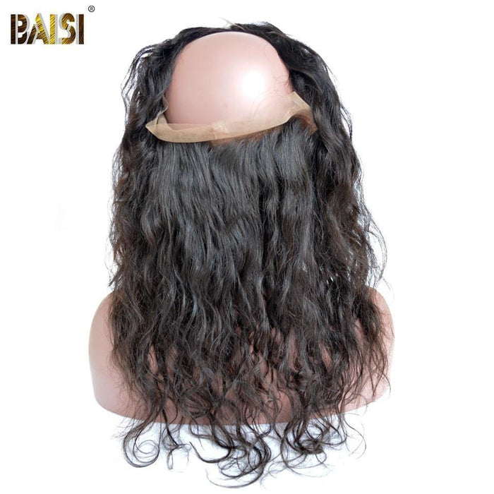 BAISI 8A 100% Virgin Hair Water Wave 360 Band - Baisi Hair