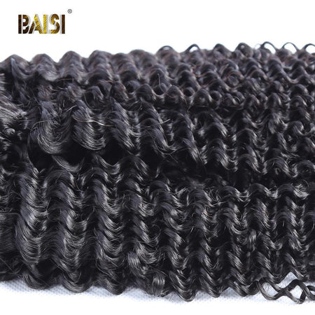 BAISI 8A Curly 100% Virgin Hair Bundles Wholesale 8A Wholesale hairbs