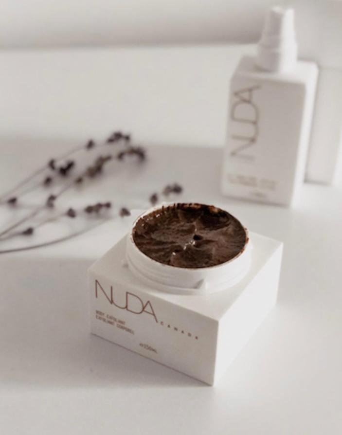 NUDA Face+Body Exfoliant
