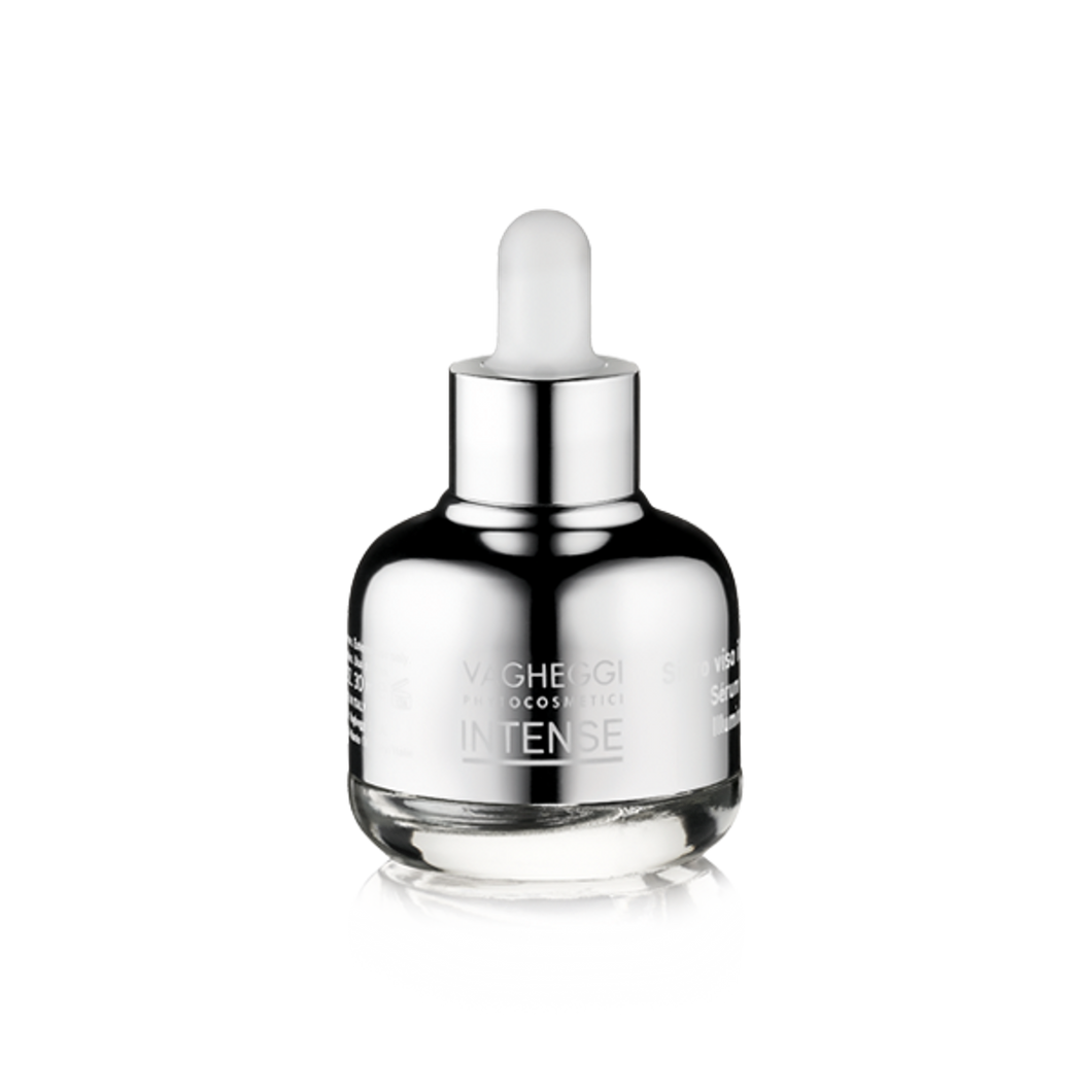 Intense Blue Light Illuminating Face Serum