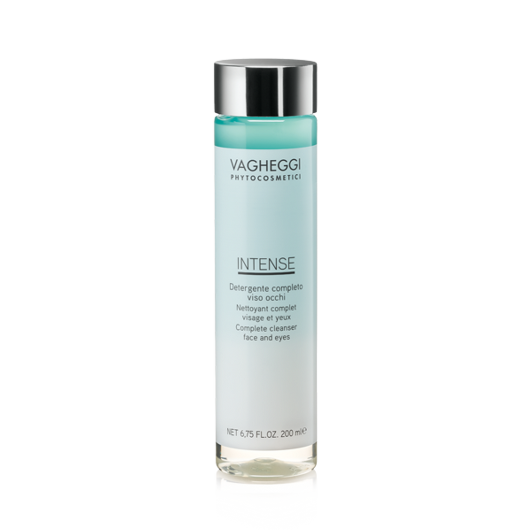 Intense Complete Face and Eye Cleanser