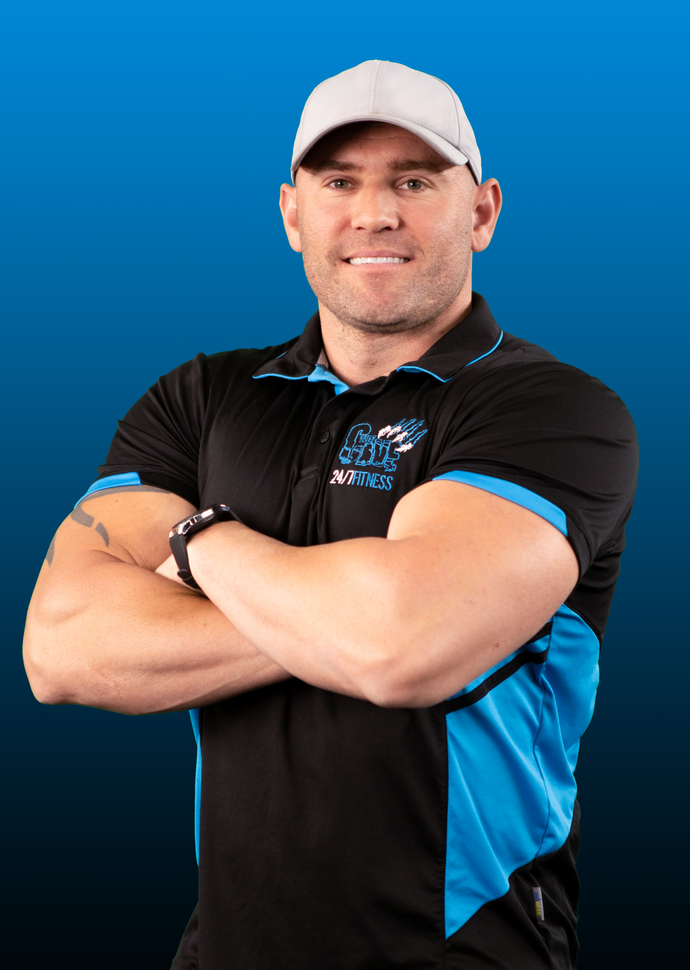 Chris Mcinnes - Personal Trainer