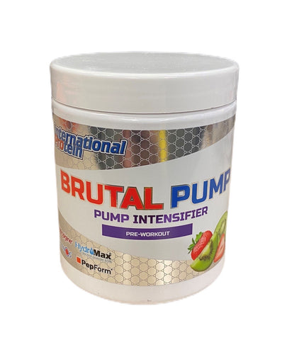 International Protein - Brutal Pump Strawberry Kiwi